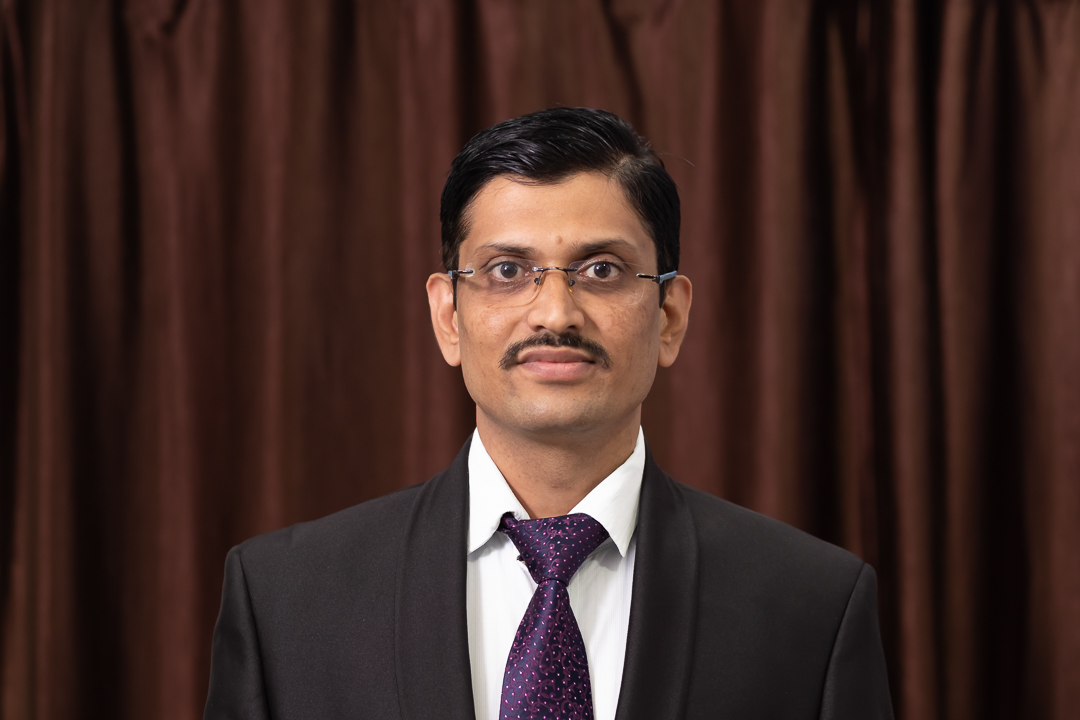 Dr. Shrikant Patil